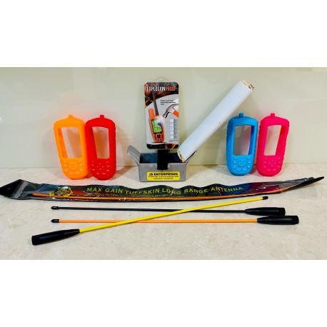 Astro 220 Windscreen mount Kit