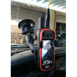 Alpha 100 Rammount Cradle windscreen suction mount