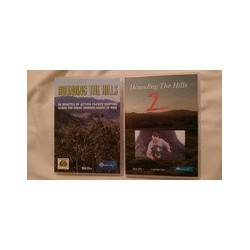 Hounding the Hills 1 & 2 Pig hunting DVDS