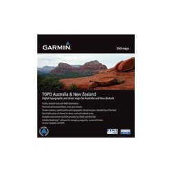 Genuine Australia & New Zealand Topographical map microSD™/SD™ card